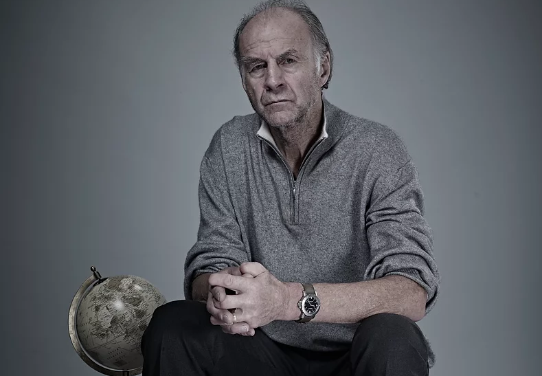 Pole To Pole And Everywhere In Between – The Incredible Life Of Sir Ranulph Fiennes OBE