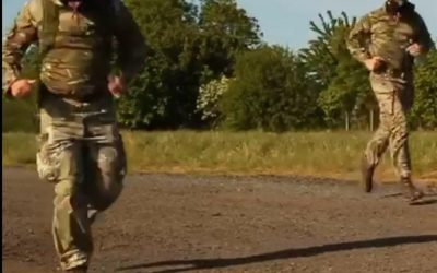 Support Gloucestershire Soldiers As They Take On Physical Challenges Whilst Wearing Gas Masks To Support Military Community In Need