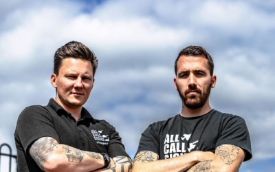11K, 11 ways for 11 days: Founders of All Call Signs support the Poppy Appeal