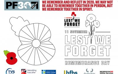 Download The Pathfinder International Magazine Remembrance 2020 Poster And Remember Together
