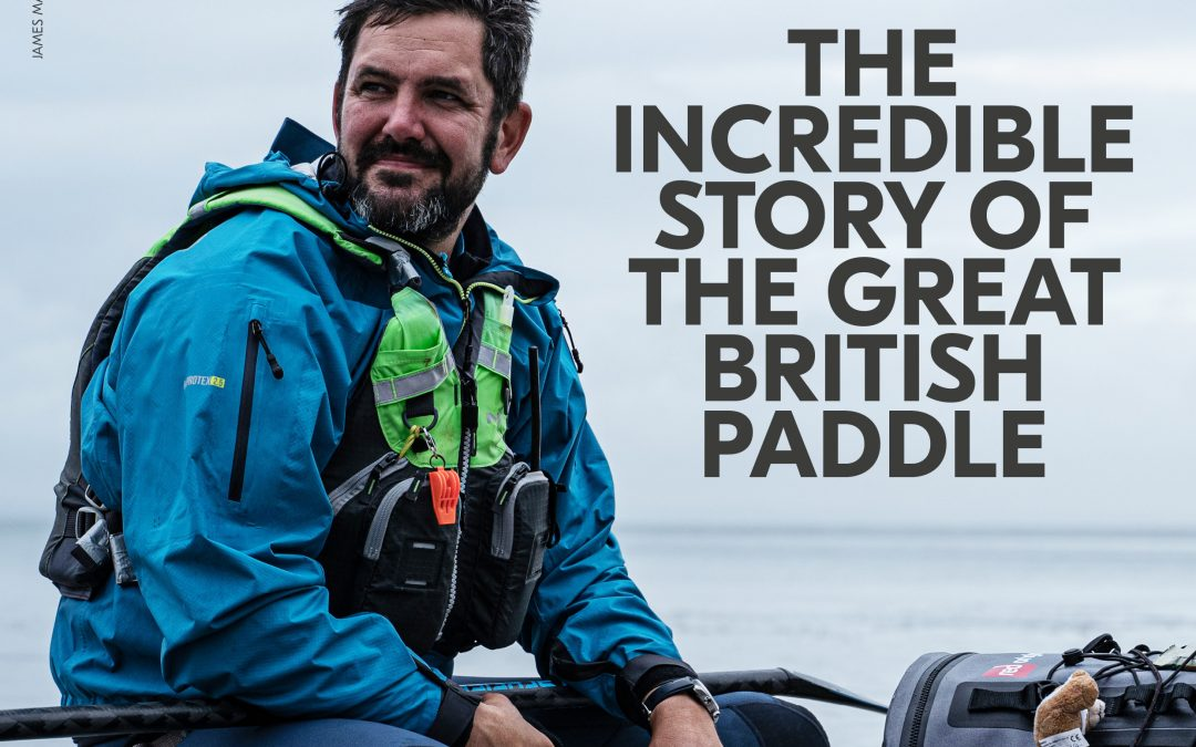 Jordan Wylie: Remember Your Why! The Story Of The Great British Paddle