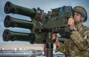 Belfast Firm Secures £98-Million Air Defence Missile Contract