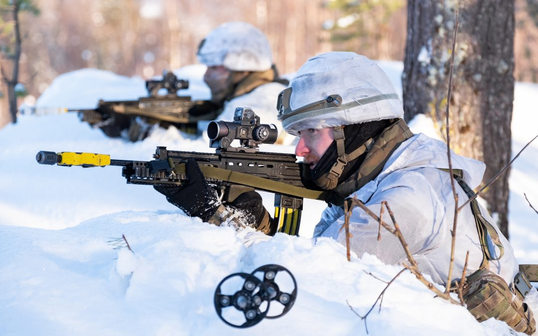 Royal Marines Complete Arctic Training With Intensive Combat Missions