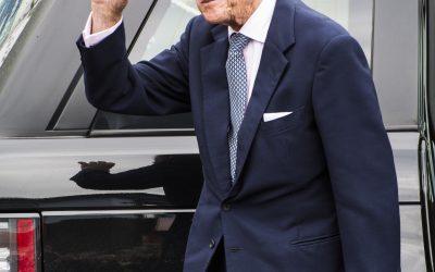 The Duke Of Edinburgh, Prince Philip Has Died Aged 99