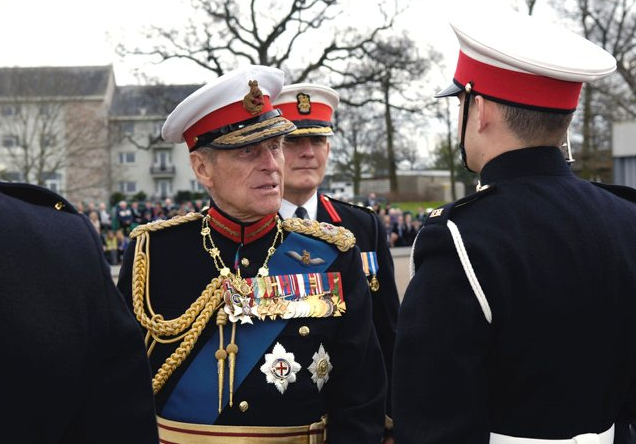 His Royal Highness, The Duke Of Edinburgh's Special Relationship With The Armed Forces