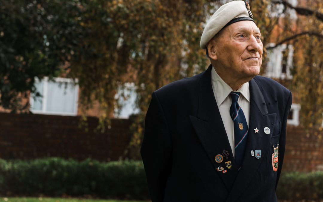 SSAFA Help Navy D-Day Veteran Get Home To Live In The UK During A Global Pandemic