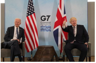 UK And US Strengthen Security Cooperation Over Emerging Threats