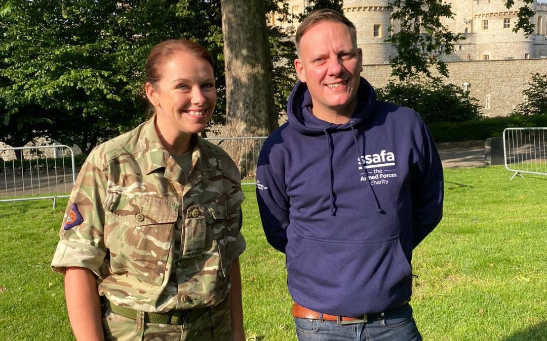 London's Only Armed Forces Day Event Raises Over £70,000