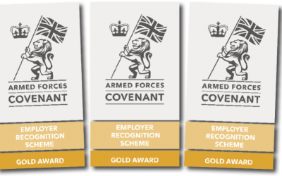 140 Companies Honoured For Outstanding Support Towards The Armed Forces