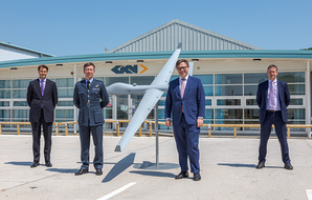 £195m Contract Signed For 13 Additional RAF Protectors