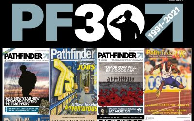 The 30th Anniversary Issue of Pathfinder International Is Out Now!
