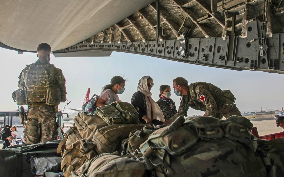 Operation Pitting Continues As UK Troops Aid Withdrawal Of British Citizens From Afghanistan