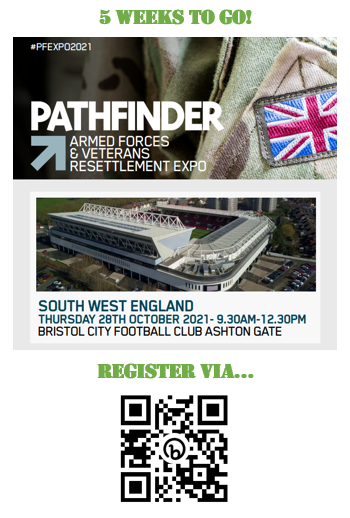 5 Weeks To Go Until Pathfinder's Forces Bristol Expo!