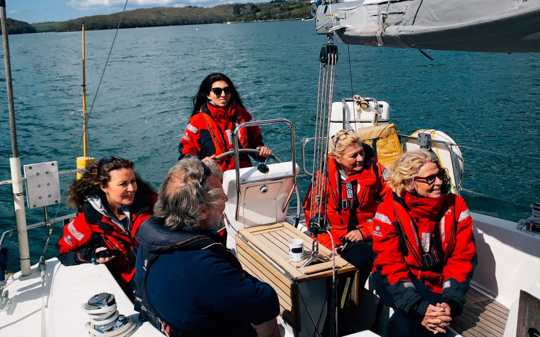 Military Sailing Charity Opens Doors To NHS Staff Fighting Pandemic