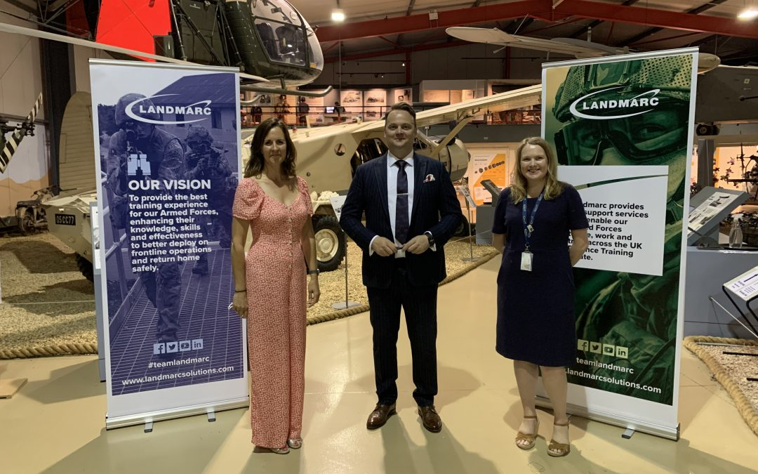 Landmarc Increases Support To The Army Flying Museum By Becoming A Corporate Partner