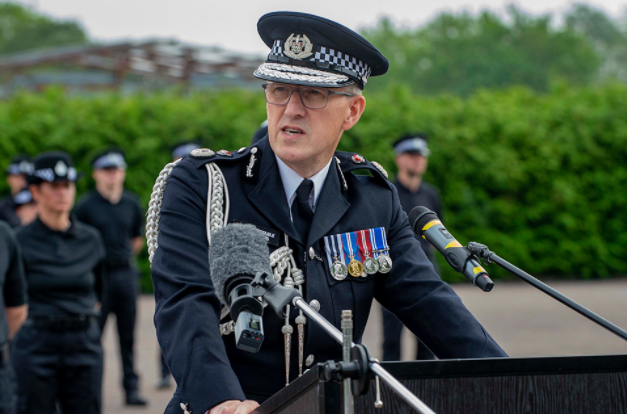 Special 50th Anniversary Pass Out Event For Ministry Of Defence Police New Recruits